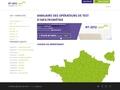 Annuaire des opérateurs de test d'infiltrométrie - Côte-d-Or (21)