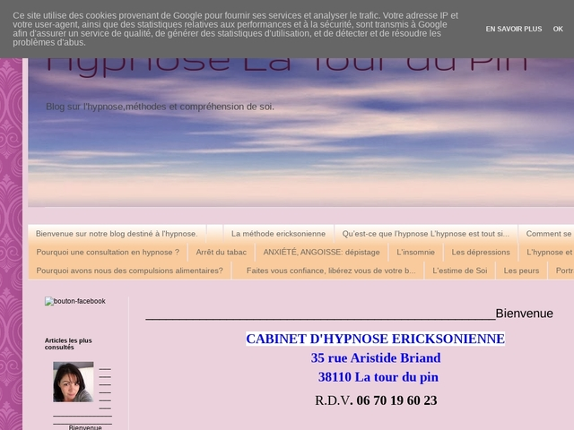 Hypnose La Tour du Pin