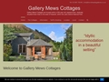 Gallery Mews Cottages - Thornthwaite - Keswick.