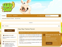 Hay Day France Forum