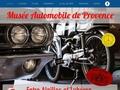 Orgon musée automobile de Provence