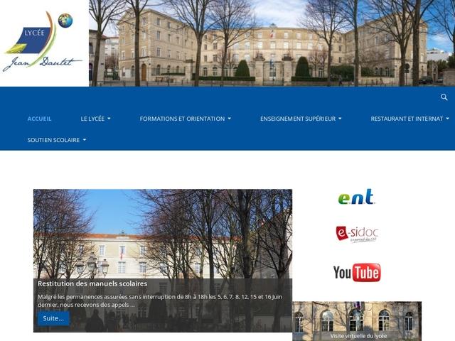 Lycée Jean Dautet (La Rochelle)