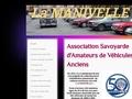 LA MANIVELLE - Véhicules anciens