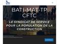 CFTC  BATI MAT Travaux Publics