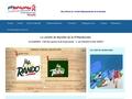 Le site du Comité Départemental de la Randonnée Pédestre de Moselle