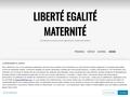 Liberté Egalité Maternité