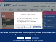 Assurance maladie en ligne