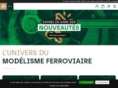 Jura Modélisme - Vente de trains miniatures électriques