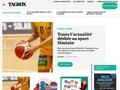 ANNUAIRE. TAGBOX: recherche de site internet. repertoire web.