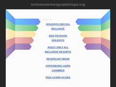 Réseau tortues marines guadeloupe