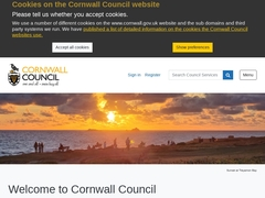 Cornwall and Isles of Scilly Drug and Alcohol Action Team (DAAT)