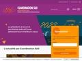 Bienvenue sur le site de Coordination SUD
