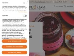 Florian, Confiserie, Nice