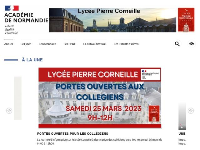 Lycée Pierre Corneille (Rouen)