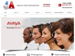 Avaya System Repair NJ