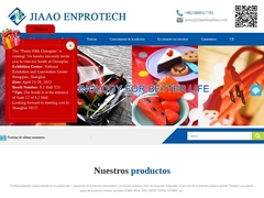 ZHEJIANGJIAAO ENPROTECH STOCK CO.,LTD AB