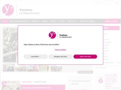 Enfance et famille - Conseil départemental des Yvelines