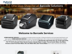 HYBRID BARCODE SERVICES