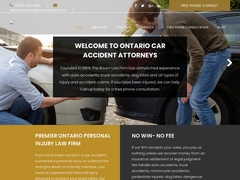 Car Crash Lawyer San Bernardino