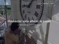 La Beauceronne - maçonnerie taille de pierre à Oucques 41 Loir-et-Cher