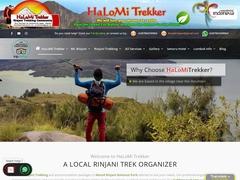HaLoMi Trekker | Rinjani Trekking Agency