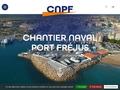 Chantier Naval de Port Fréjus | Chantier naval