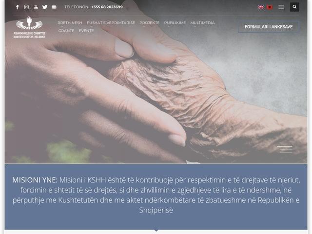 Comité albanais d'Helsinki