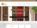 Menuiserie serrurerie Antunes, bois et PVC 63 Puy-de-Dôme