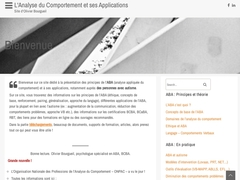 ABA Principes et Applications