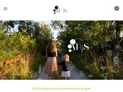 Atys, ecole pour enfants autistes