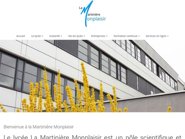 Lycée Lamartinière Monplaisir (Lyon)