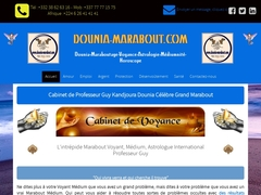Cabinet de Dounia Marabout International.