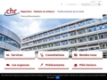 CHR - Hôpital Régional de Huy