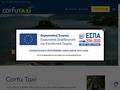 Corfou - Taxi & transferts
