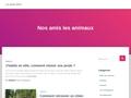 Les Petites Bêtes: Site d'information sur les rongeurs, écureuils de Corée, cochons d'Inde, rats, écureuils de Richardson, lemmings des Steppes