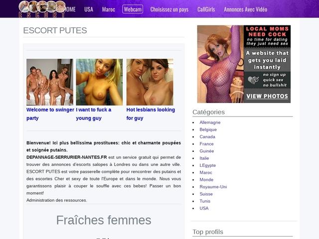 Serrurier Nantes dépannage et Ouverture De Porte au tarifs pas cher