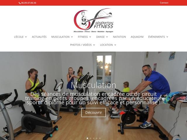 Ecole de danse, musculation et fitness