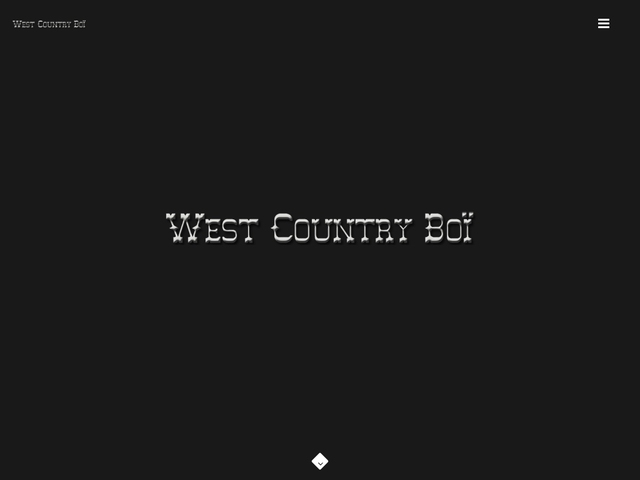 West Country Boï