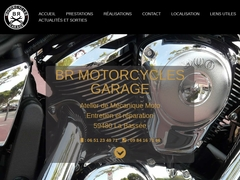 BR MOTORCYCLES GARAGE