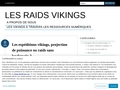 Les raids vikings
