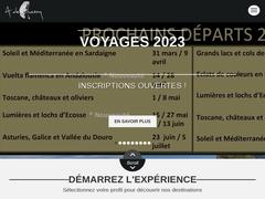 Voyages à moto Augustin de Chassy - Spécialiste de l'Italie