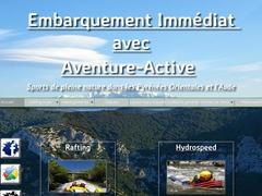 Embarquement immédiat rafting et canyoning dans l'Aude et les Pyrénées
