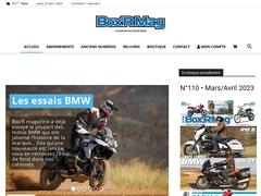 BOX'R Magazine, la revue des motos BMW