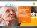 :: Groupe ACPPA :: Maison de retraite pour personnes agées