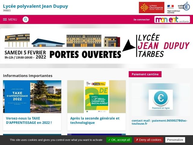 Lycée Jean Dupuy (Tarbes)