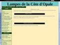 Lampes en bois flottés de la Côte d'Opale