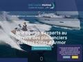 Bretagne Marine - Paimpol et Lézardrieux - représentant AD