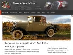 Bienvenue sur le site de Nîmes Auto Rétro