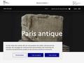 Paris, ville antique.