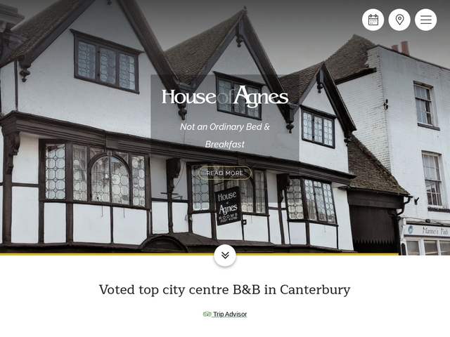 House of Agnes - Canterbury - Kent - CT2 8BN
